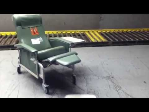 Winoo Mobile Hospital Chair Model 655 on GovLiquidation.com