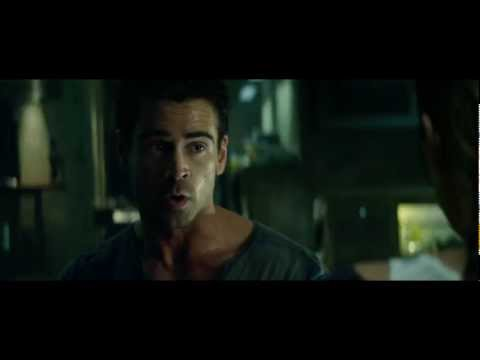 "TOTAL RECALL (2012) - Film Clip ""I Went To Rekall After Work"" [HD] - In Singapore 2 August 2012"