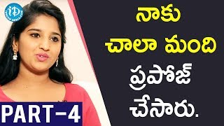 TV Artist Meghana Exclusive Interview - Part #4 || Soap Stars With Anitha - IDREAMMOVIES