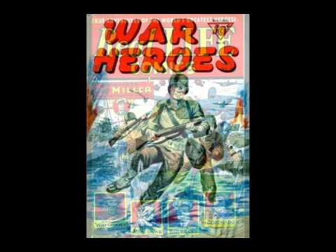 Deconstructing Propaganda: World War II Comic Book Covers, Ep. 10 Pt . 2--Images of the Armed Forces