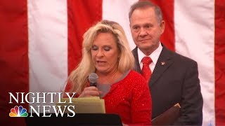 Alabama Voters Face Dramatic Choice In Closely Watched Senate Race | NBC Nightly News - NBCNEWS