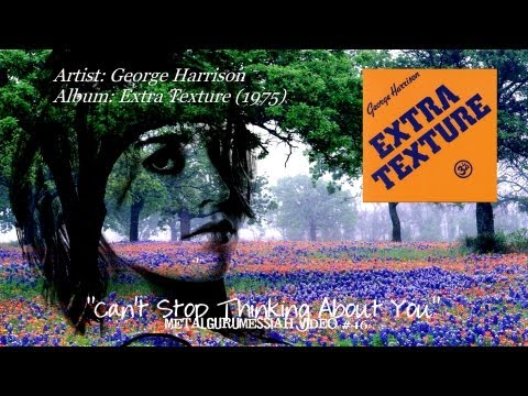 George Harrison - Can't Stop Thinking About You (1975) [720p HD]