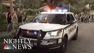 Tampa Residents Terrorized By Possible Serial Killer | NBC Nightly News - NBCNEWS