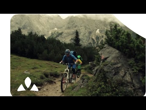 VAUDE - Zugspitze - MTB Movie (HD)