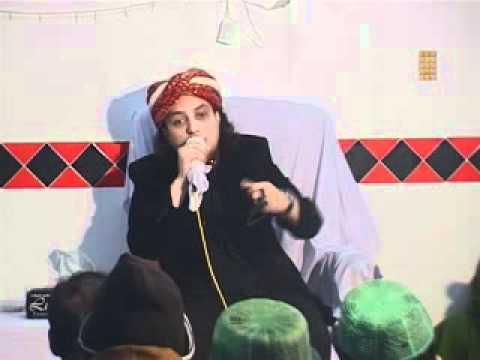 PART 3 Haq Khateeb Hussain Ali Badshah Sarkar's Sermon on Gyarween Shareef.flv