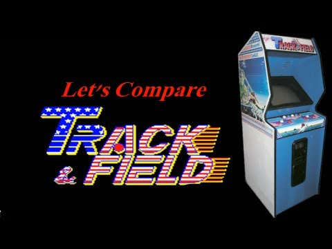 Let's Compare ( Track & Field )