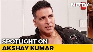 Spotlight: Akshay Kumar on 'Kesari', His Career Choices, And More - NDTV