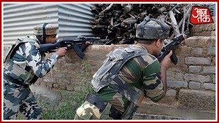 Aaj Subah: Two Terrorists Killed In Jammu Kashmir's Baramulla Encounter - AAJTAKTV