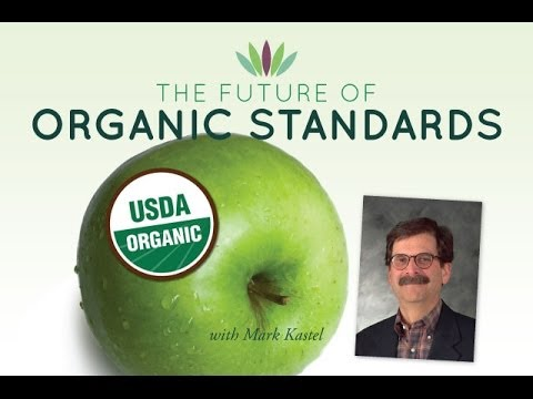 Live to 110 Podcast #35: The Future of Organic Standards with Mark Kastel