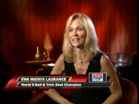 ESPN Features APA League Operator Ewa Mataya Laurance