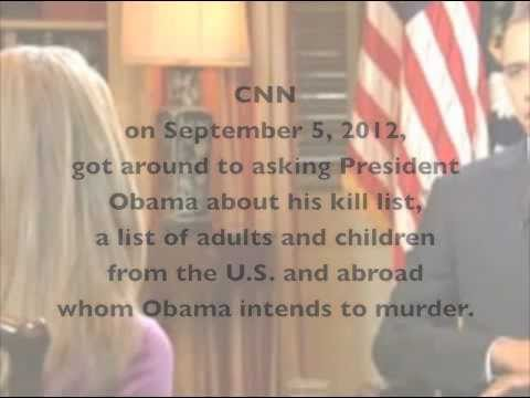 Obama Answers Questions About His Kill List and I Answer Questions About Obama's Answers