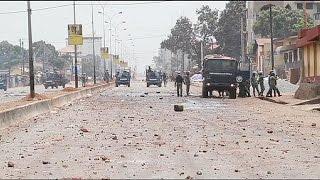 المعارضة في غينيا تعلق الاحتجاجات بشأن الانتخابات
