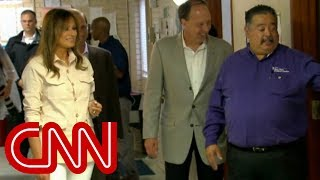 Melania Trump tours immigrant detention center - CNN
