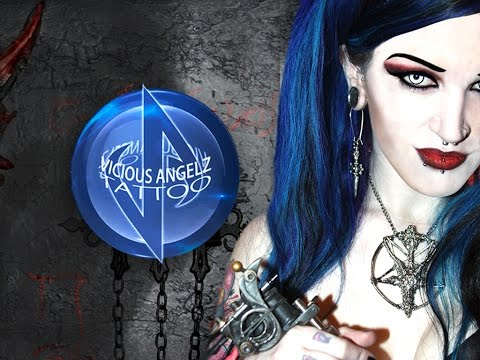 Vicious Angelz Tattoo Carolyn Cadaver Tattoo Portfolio - Tampa, Ybor City