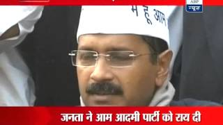 No fight with Anna, clarifies Kejriwal - ABPNEWSTV