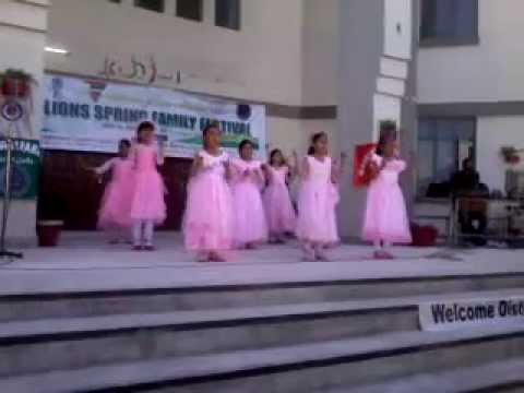 Annual Function 2013 Workers Welfare School Girls Rawalpindi Part1