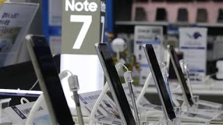 Samsung Blames Battery Size for Galaxy Note 7 Fires - WSJDIGITALNETWORK