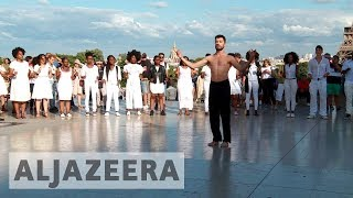 Syrian refugee uses ballet to convey message of peace - ALJAZEERAENGLISH