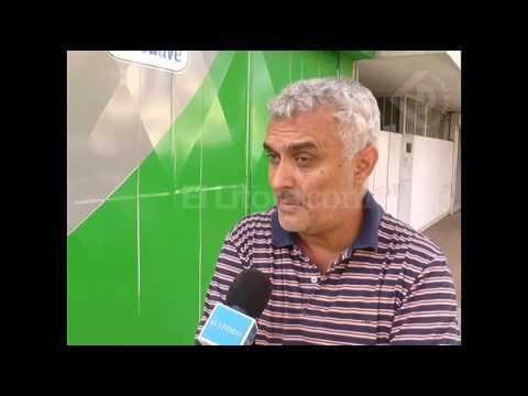 Preocupa un nuevo hundimiento en Urquiza y Mariano Comas