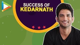 Sushant Singh Rajput's Excellent Full Interview on SUCCESS of Kedarnath - HUNGAMA