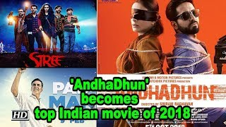 Ayushmann's 'AndhaDhun' becomes top Indian movie of 2018 : IMDb - BOLLYWOODCOUNTRY