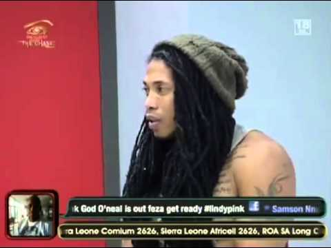 Sleeping woes- Big Brother Africa The Chase