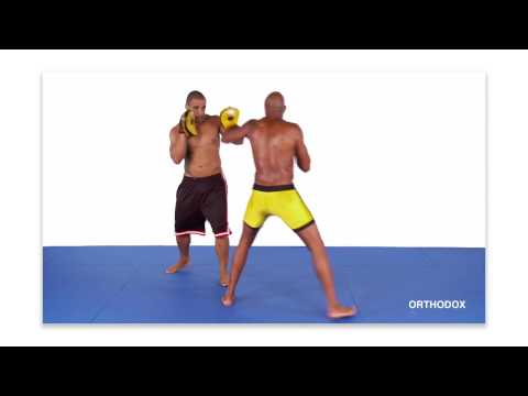 MMA Ultimate Set:  Anderson Silva Teaches the Jab