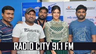 Mahanubhavudu team at Radio City 91.1 FM | TFPC - TFPC