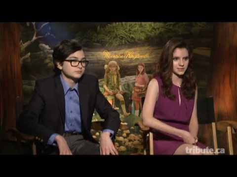 Jared Gilman & Kara Hayward - Moonrise Kingdom Interview with Tribute