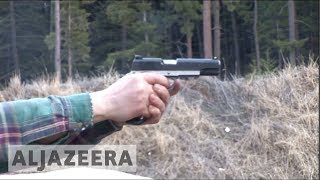 US gun debate five years after Sandy Hook massacre - ALJAZEERAENGLISH