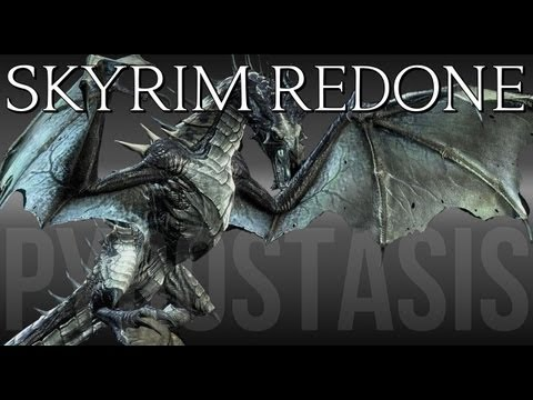 Skyrim Redone - Going hunting for shouts! Ep 51