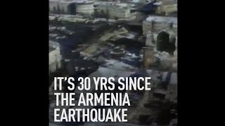 How deadly earthquake devastated Soviet Armenia three decades ago - RUSSIATODAY