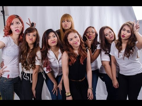 VLOG: PINAY BEAUTY PHOTOSHOOT - candyloveart