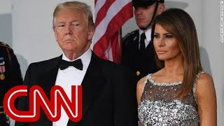 Melania Trump masters the moment at state dinner - CNN