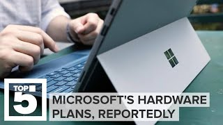 Microsoft's future hardware plans, reportedly (CNET Top 5) - CNETTV