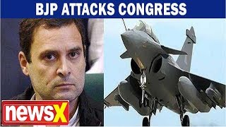 BJP moves privilege motion against Rahul Gandhi over Rafale issue - NEWSXLIVE