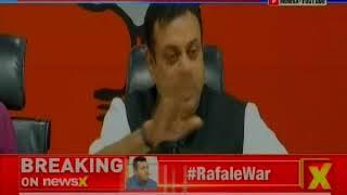 Ravi Shankar Prasad slams Rahul Gandhi on Rafale War - NEWSXLIVE