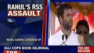 Rahul Gandhi says RSS people killed Mahatma Gandhi - NEWSXLIVE