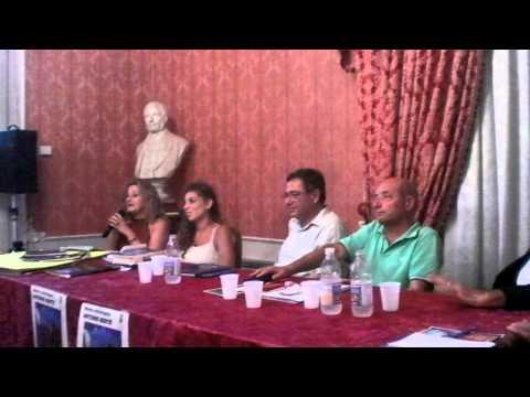 Inaugurazione Mostra Antologica di Antonio Berté a Gioiosa Ionica (Rc) 3 agosto 2012 n.2