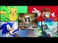 Ash Vs. Link (Pokémon Sun/Moon) - Legend Of Zelda/Pokémon Crossover