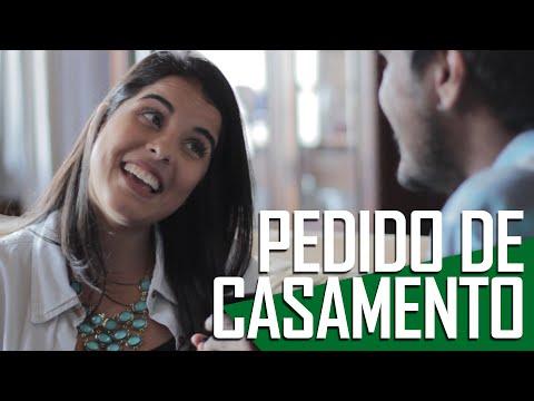 PEDIDO DE CASAMENTO - Canal ixi