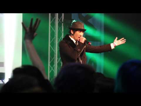 Mike Diva on Main Stage at PlayList Live 2013 [MAR 23, 2013]