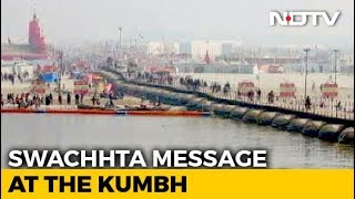 Swachh Kumbh: Here's How It Became One Of India's Cleanest Festival? - NDTV