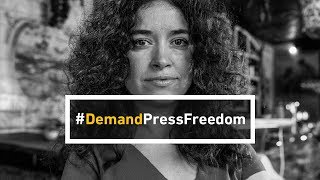 Demand Press Freedom promo - ALJAZEERAENGLISH