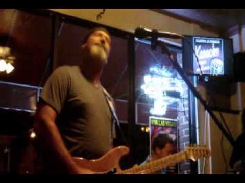 MIKE OSBORN BAND live in Gilroy CA Sept. 2013