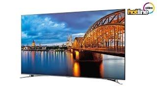 Обзор телевизора Samsung UE55F8000
