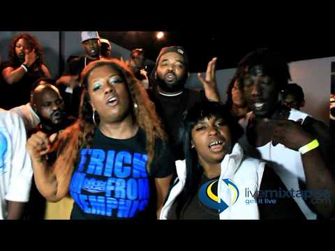 GANGSTA BOO feat.LACHAT Don t Look At Me Official Video Prod. By Drumma Boy