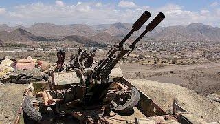 قتلى وجرحى في احتجاجات أهالي تعز ضد الحوثيين
