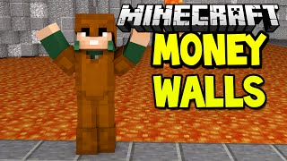 ОРАНЖЕВЫЕ САМОУБИЙЦЫ - Minecraft Money Walls (Mini-Game)