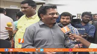 Extremist Purushotham Face To Face Over Surrendered In Hyderabad CP Office   iNews - INEWS